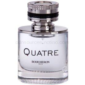 Boucheron Quatre toaletná voda pre mužov 50 ml