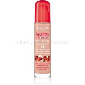 Bourjois Healthy Mix Serum tekutý make-up pre okamžité rozjasnenie odtieň 55 Beige Foncé 30 ml