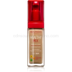 Bourjois Healthy Mix rozjasňujúci hydratačný make-up 16h odtieň 54 Beige 30 ml