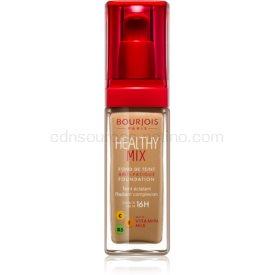 Bourjois Healthy Mix rozjasňujúci hydratačný make-up 16h odtieň 55 Dark beige 30 ml