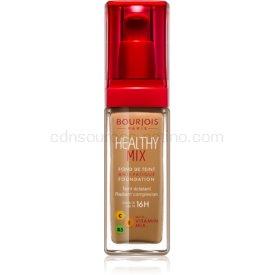 Bourjois Healthy Mix rozjasňujúci hydratačný make-up 16h odtieň 56 Light bronze 30 ml