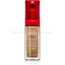 Bourjois Healthy Mix rozjasňujúci hydratačný make-up 16h odtieň 58 Caramel 30 ml