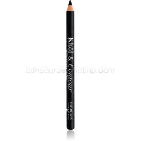 Bourjois Khôl & Contour dlhotrvajúca ceruzka na oči odtieň Noir-issime 1,2 g