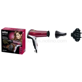 Braun Satin Hair 7 Colour HD 770 fén na vlasy