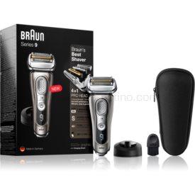 Braun Series 9 9325s Graphite with Charging Stand planžetový holiaci strojček 9325s graphite