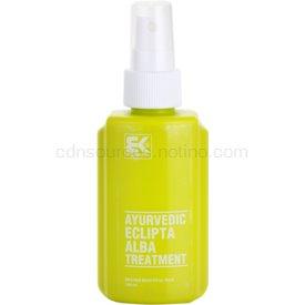 Brazil Keratin Ayurvedic Eclipta revitalizačné sérum pre rast vlasov a posilnenie od korienkov 100 ml