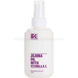 Brazil Keratin Jojoba jojobový olej s vitamínom A a E 100 ml