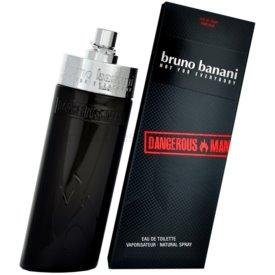 Bruno Banani Dangerous Man toaletná voda pre mužov 30 ml