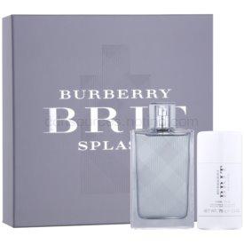 Burberry Brit Splash darčeková sada III. pre mužov
