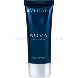Bvlgari AQVA Pour Homme balzám po holení pre mužov 100 ml