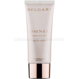 Bvlgari Omnia Crystalline Eau De Parfum telové mlieko pre ženy 100 ml