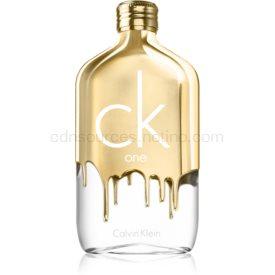 Calvin Klein CK One Gold toaletná voda unisex 50 ml