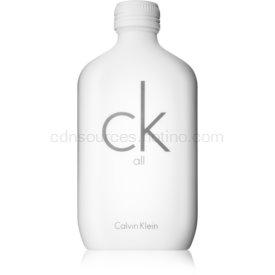 Calvin Klein CK All toaletná voda unisex 100 ml