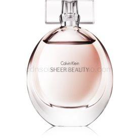Calvin Klein Sheer Beauty toaletná voda pre ženy 50 ml