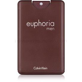 Calvin Klein Euphoria Men toaletná voda cestovné balenie pre mužov 20 ml