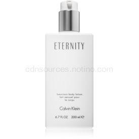 Calvin Klein Eternity telové mlieko pre ženy 200 ml