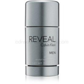 Calvin Klein Reveal deostick (bez alkoholu) pre mužov 75 g