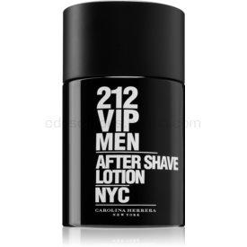 Carolina Herrera 212 VIP Men voda po holení pre mužov 100 ml