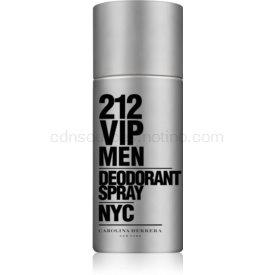 Carolina Herrera 212 VIP Men dezodorant v spreji pre mužov 150 ml