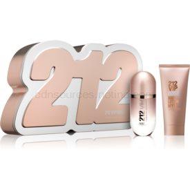 Carolina Herrera 212 VIP Rosé darčeková sada VII. pre ženy