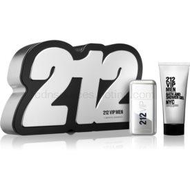 Carolina Herrera 212 VIP Men darčeková sada VI. pre mužov