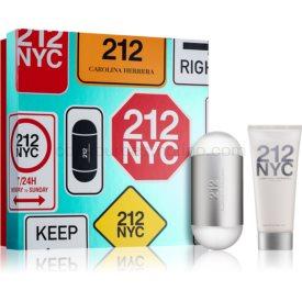 Carolina Herrera 212 NYC darčeková sada XI. pre ženy