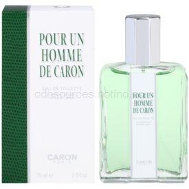 Caron Pour Un Homme toaletná voda pre mužov 75 ml