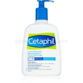 Cetaphil Cleansers čistiace mlieko pre citlivú a suchú pleť 460 ml