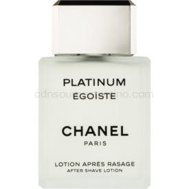 Chanel Égoïste Platinum voda po holení pre mužov 100 ml