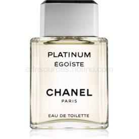 Chanel Égoïste Platinum toaletná voda pre mužov 100 ml