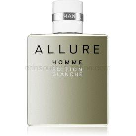 Chanel Allure Homme Édition Blanche parfumovaná voda pre mužov 50 ml