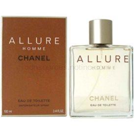 Chanel Allure Homme toaletná voda pre mužov 100 ml