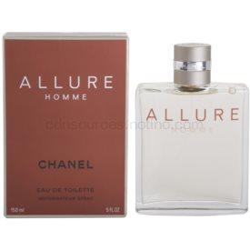 Chanel Allure Homme toaletná voda pre mužov 150 ml