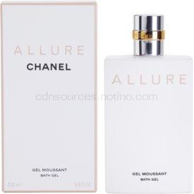 Chanel Allure sprchový gél pre ženy 200 ml