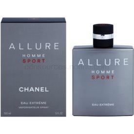 Chanel Allure Homme Sport Eau Extreme Parfumovaná voda pre mužov 150 ml