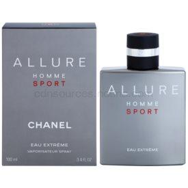 Chanel Allure Homme Sport Eau Extreme Parfumovaná voda pre mužov 100 ml