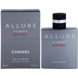 Chanel Allure Homme Sport Eau Extreme Parfumovaná voda pre mužov 50 ml