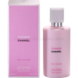 Chanel Chance Eau Tendre telové mlieko pre ženy