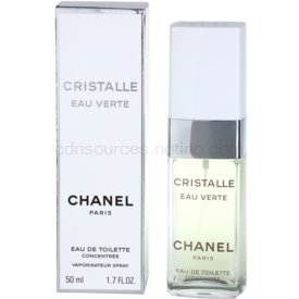 Chanel Cristalle Eau Verte Concentrée toaletná voda pre ženy 50 ml