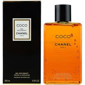 Chanel Coco sprchový gél pre ženy 200 ml