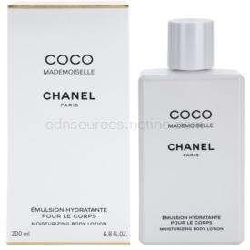 Chanel Coco Mademoiselle telové mlieko pre ženy 200 ml