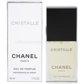 Chanel Cristalle parfumovaná voda pre ženy 50 ml