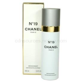 Chanel N°19 dezodorant v spreji pre ženy 100 ml