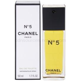Chanel N°5 toaletná voda pre ženy 50 ml