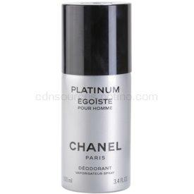 Chanel Égoïste Platinum dezodorant v spreji pre mužov 100 ml