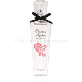 Christina Aguilera Definition parfumovaná voda pre ženy 50 ml