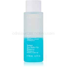 Clarins Instant Eye Make-Up Remover odličovač vodeodolného make-upu pre citlivé oči 125 ml