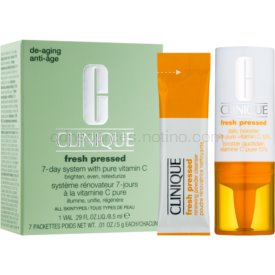 5185feac6b Clinique Fresh Pressed kozmetická sada I.