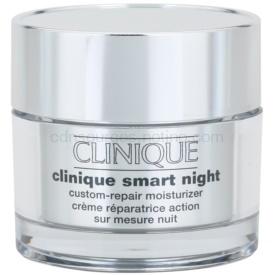 Clinique Clinique Smart™ hydratačný nočný krém proti vráskam pre zmiešanú až mastnú pleť 50 ml