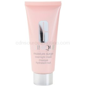 Clinique Moisture Surge nočná hydratačná maska pre všetky typy pleti 100 ml